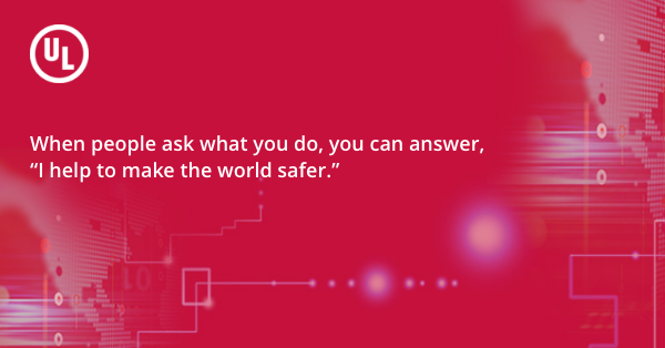 General – Network Red Background – Safer World